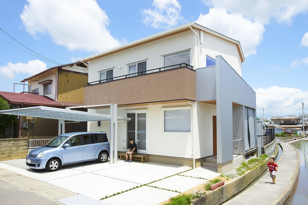 太田上町の家 様